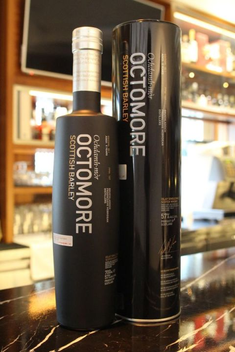 Bruichladdich Octomore Edition 06.1 布萊迪 奧特摩 06.1 (57% 30ml)