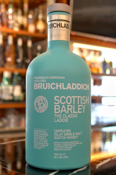 Bruichladdich Scottish Barley 布萊迪 經典蘇格蘭大麥 (50% 30ml)