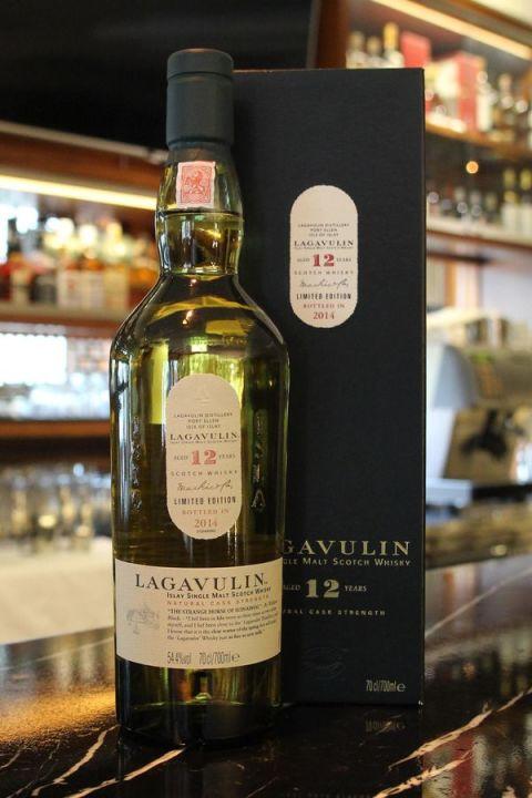 Lagavulin 12yr Limited Edition 2014 拉加維林 12年 原酒 2014年裝瓶 (54.4% 30ml)