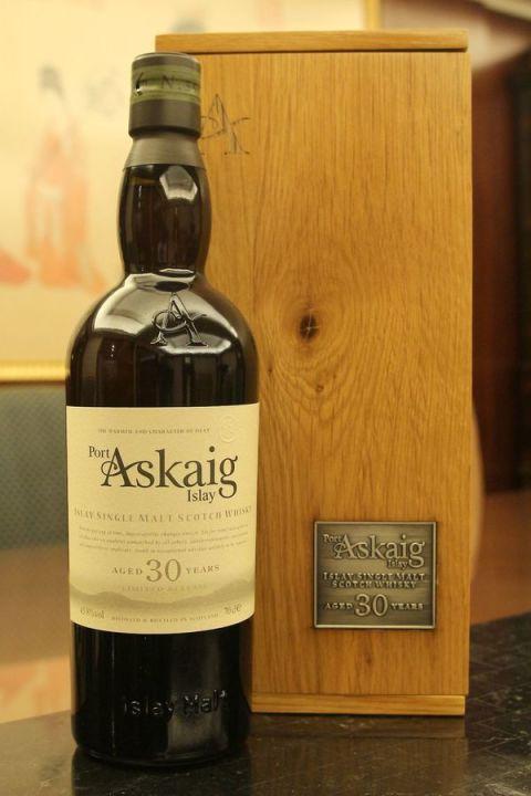Port Askaig 30yr 波特阿西卡 30年 (45.8% 30ml)