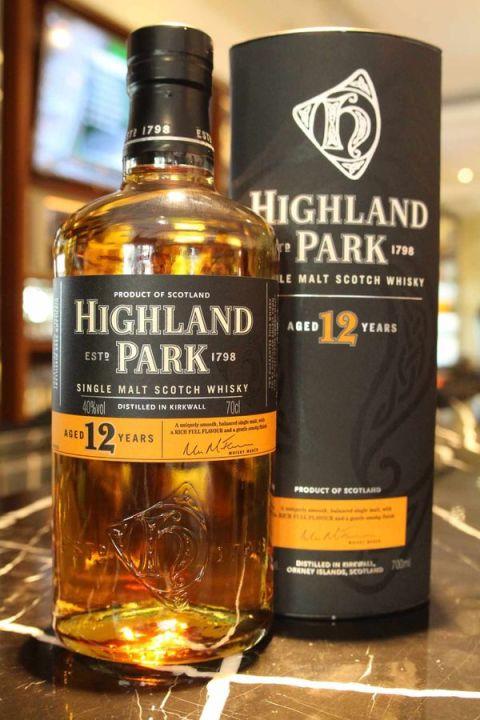 Highland Park 12yr 高原騎士 12年 (40% 30ml)