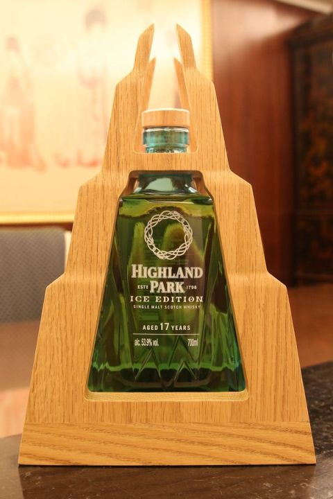 Highland Park 17yr Ice Edition 高原騎士 17年 冰原版 波本桶 (53.9% 30ml)