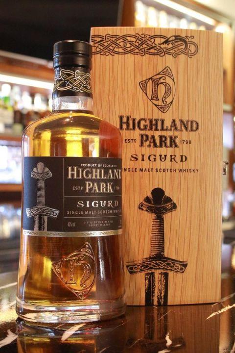 Highland Park Sigurd 高原騎士 勇士寶劍 (43% 30ml)