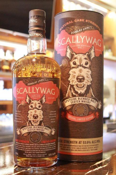 Douglas Laing's Scallywag 道格拉斯蘭恩 淘氣鬼 限量原酒 (53.6% 30ml)