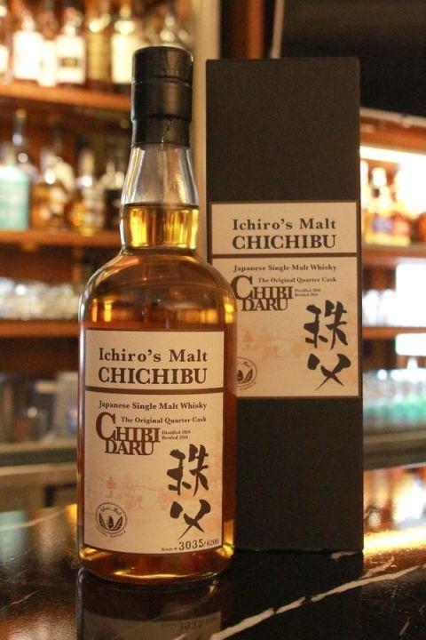 CHICHIBU 2014 Ichiro's Malt Cask Strength 秩父 2014 原酒 (53.5% 30ml)