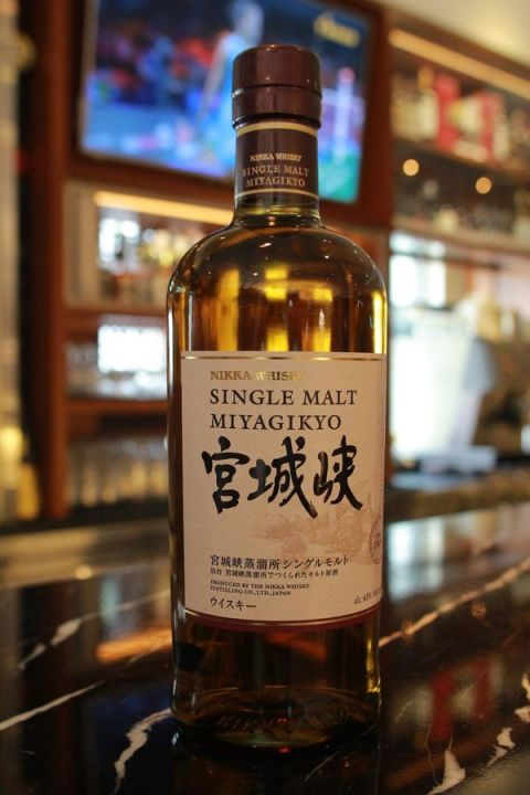 Nikka Miyagikyo Single Malt Whisky 新宮城峽 單一純麥威士忌 (45% 30ml)