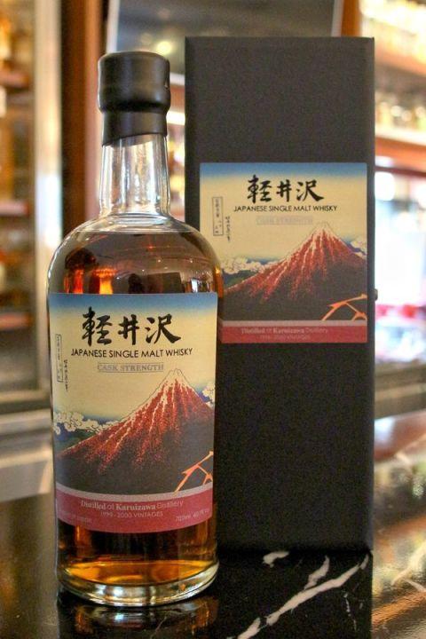 Karuizawa Vintage 1999-2000 輕井澤 富嶽36景 第4景 山下白雨 (60.1% 30ml)