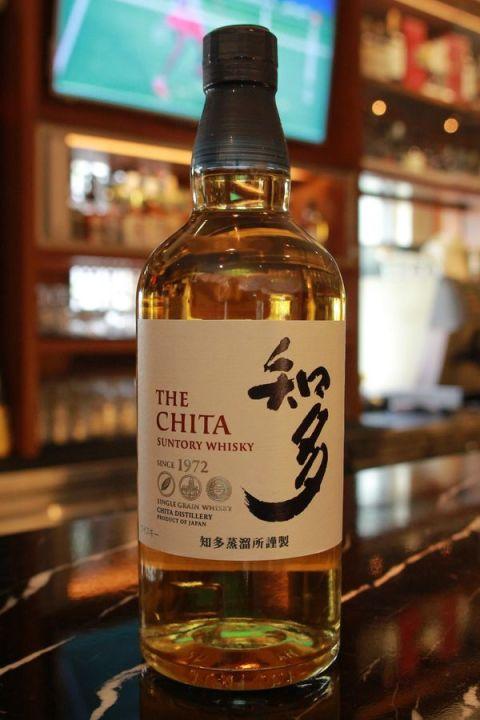Suntory Chita Single Grain Whisky 知多 單一穀物威士忌 (43% 30ml)