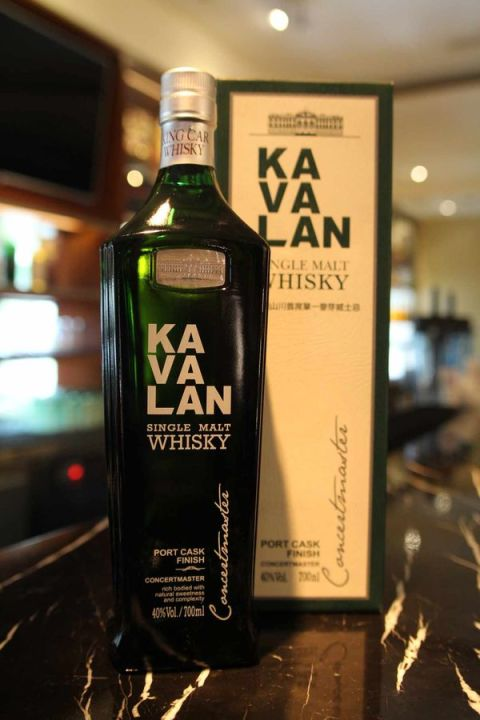 Kavalan Concertmaster Port Cask Finish 噶瑪蘭 山川首席 波特桶 (40% 30ml)