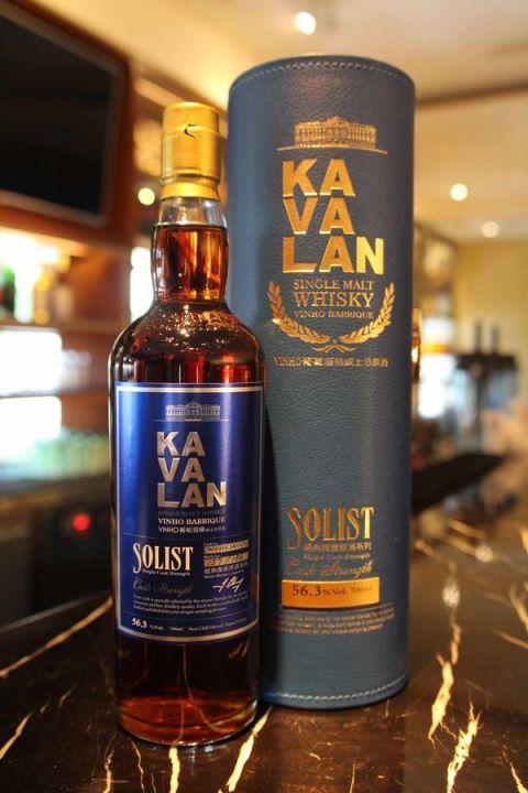 Kavalan Solist Vinho Barrigue Cask 噶瑪蘭 經典獨奏 葡萄酒桶原酒 (58.6% 30ml)