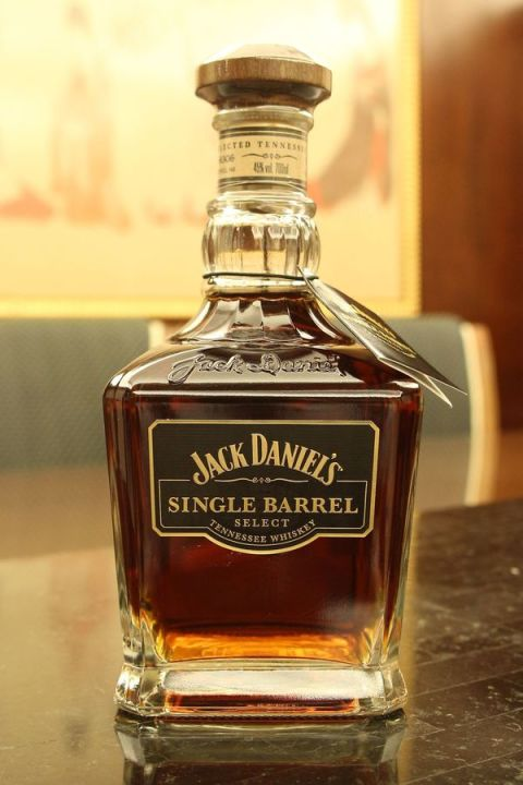 Jack Danel's Single Barrel 傑克丹尼爾 精選單桶 (45% 30ml)