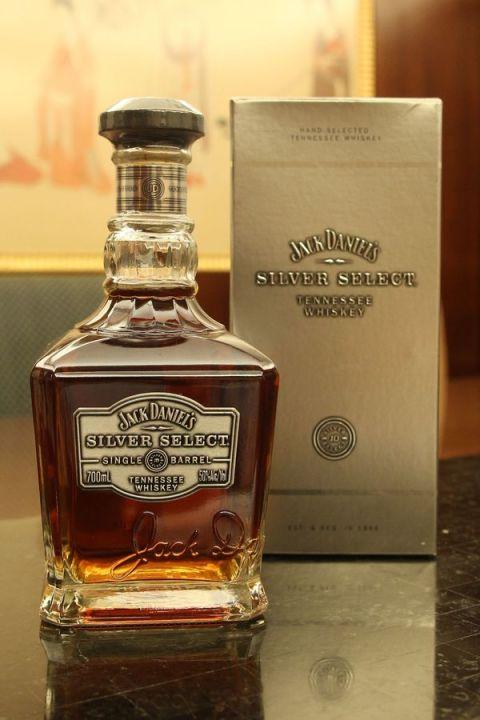 Jack Daniel's Single Barrel Silver Select 傑克丹尼爾 銀選單桶 (50% 30ml)