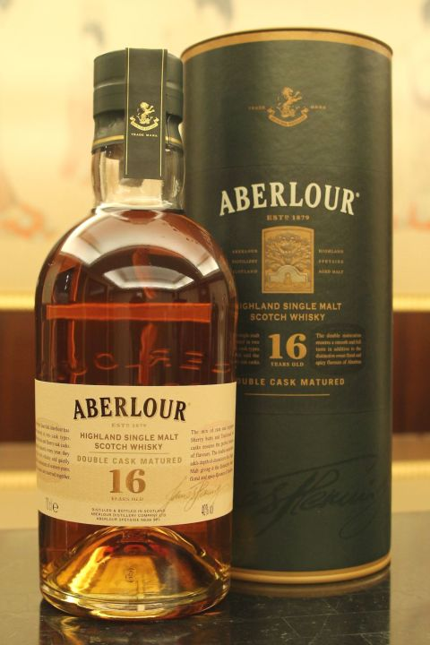 Aberlour 16yr Double Cask Matured 亞伯樂 16年 雙桶 (40% 30ml)