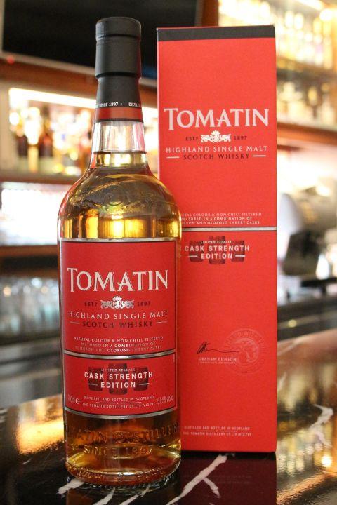 Tomatin Cask Strength Edition 湯馬丁 無年份原酒 (57.5% 30ml)