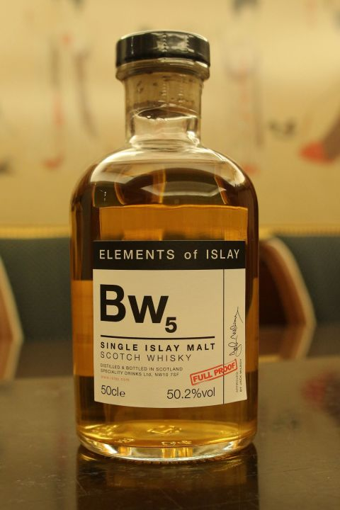 Elements of Islay Bw5 (Bowmore) 艾雷元素-Bw5 波摩 (50.2% 30ml)