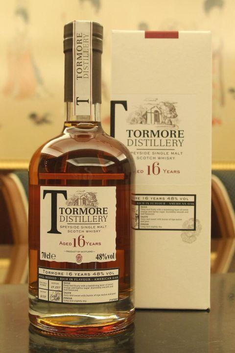 Tormore 16yr American Oak 托摩爾 16年 美國橡木桶 (48% 30ml)