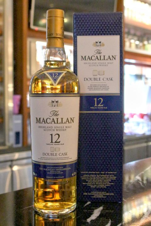 Macallan 12yr Double Cask 麥卡倫 12年 雪莉雙桶 (40% 30ml)