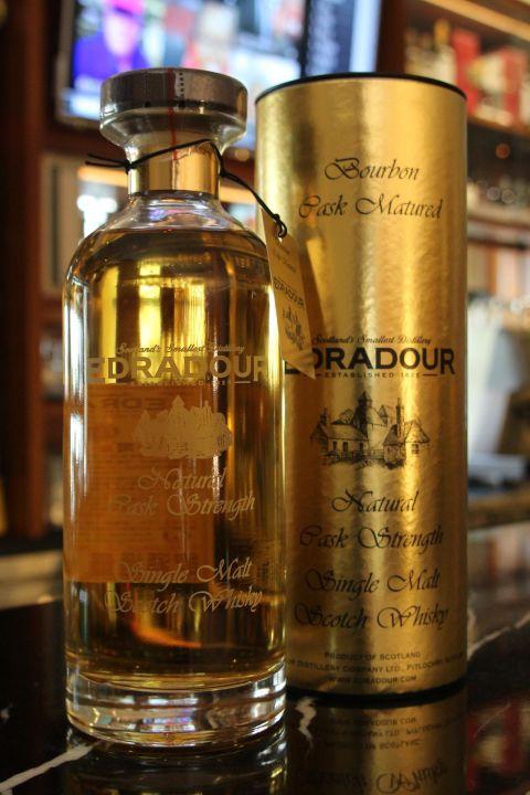 Edradour 2003-2015 Bourbon Cask Strength 艾德多爾 12年 波本桶 原酒 (55.6% 30ml)