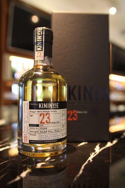 KININVIE 23yr Batch No.3 奇富 23年 第三版 (42.6% 30ml)