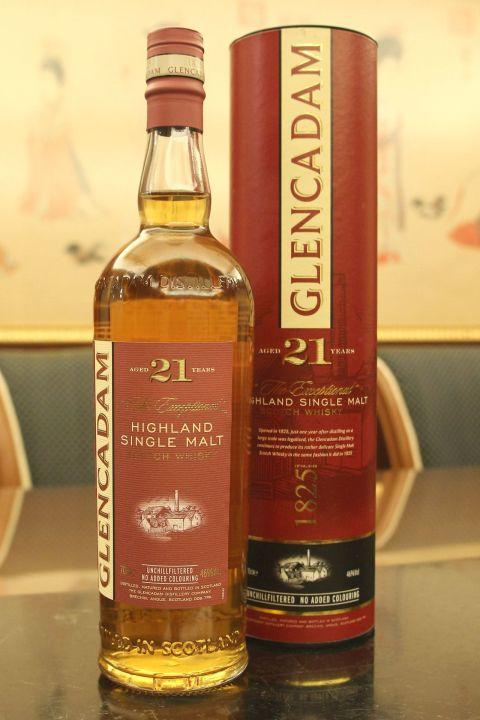 Glencadam 21yr 格蘭卡登 21年 (46% 30ml)