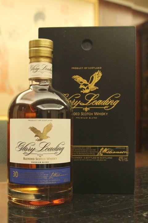 Glory Leading 30yr 2014 ISC Gold Medal  綵暘領導者 30年 調和威士忌 (43% 30ml)