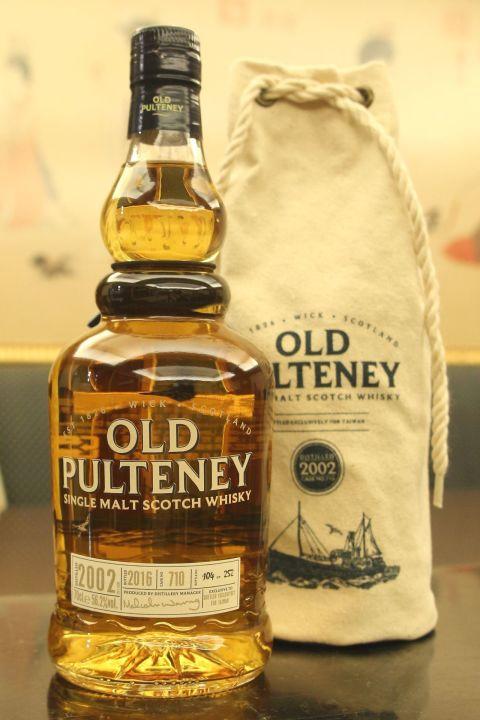 Old Pulteney 2002~2016 Single Bourbon Cask 富特尼 2002 波本單桶 (56.2% 30ml)