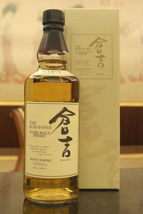 Kurayoshi Japanese Pure Malt  倉吉 純麥威士忌 (43% 30ml)
