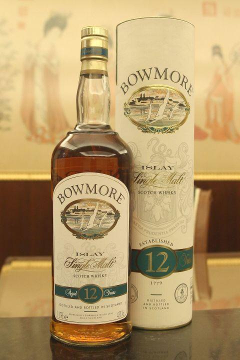 Bowmore 12yr 波摩 12年 (43% 30ml)