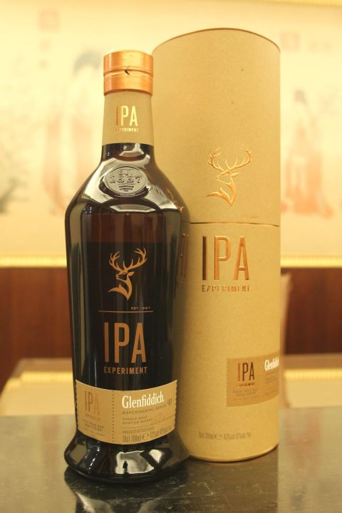Glenfiddich India Pale Ale Cask Finish 格蘭菲迪 IPA 印度啤酒風味桶 (43% 30ml)
