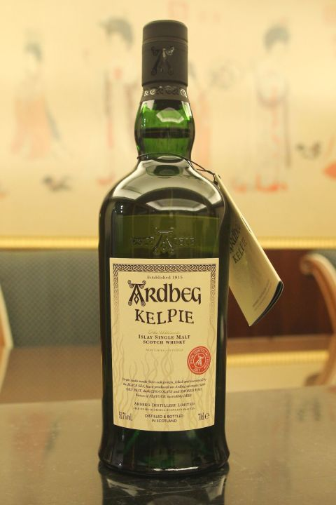 Ardbeg 2017 Kelpie Special Committee Only Edition 雅柏 2017 海妖 會員版 (51.7% 30ml)