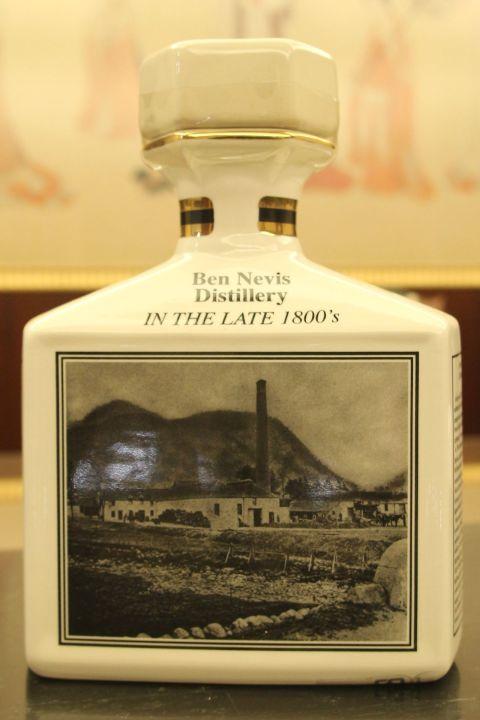 Ben Nevis 10yr McD's 190th Anniversary Release 班尼富10年 2015創廠190周年紀念 (46% 30ml)