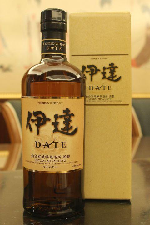 Nikka DATE Whisky Sendai Miyagikyo Limited 日果 伊達 宮城縣限定 (43% 30ml)