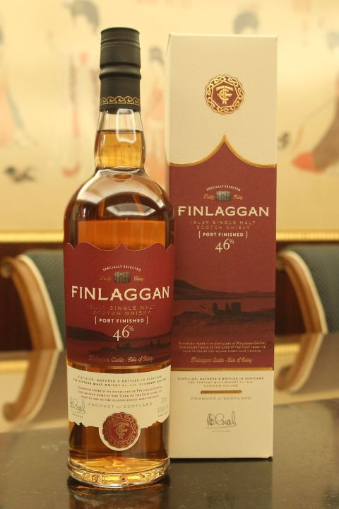 Finlaggan Port Finished 艾雷瘋 波特桶 (46% 30ml)