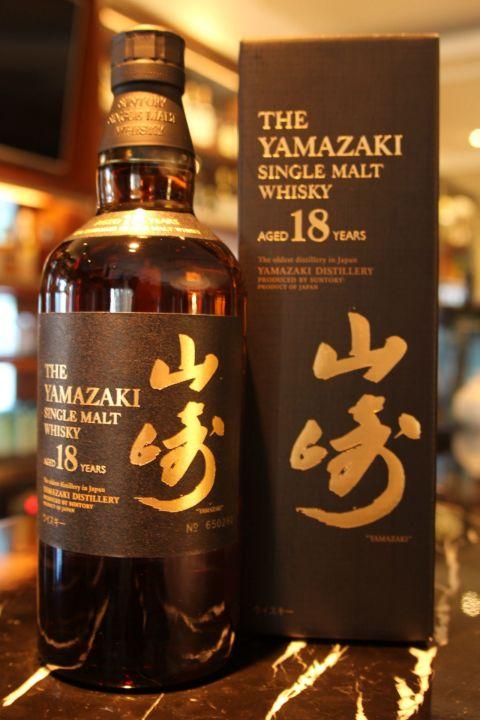 Yamazaki Suntory 18yr 山崎18年 (43% 30ml)
