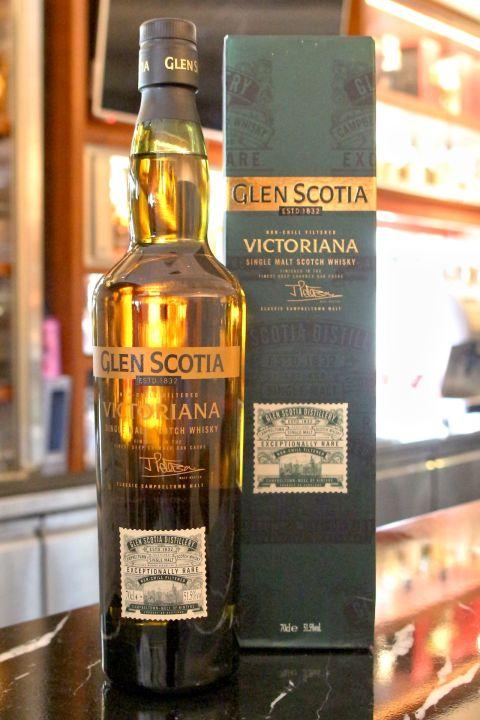Glen Scotia 2016 Victoriana 格蘭帝 2016 維多利亞原酒 (51.5% 30ml)