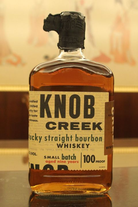 KNOB CREEK 9yr Small Batch Kentucky Straight 留名溪 9年 肯德基 (50% 30ml)