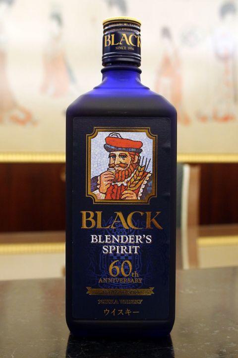 Nikka Black Blender's Spirit 60th Anniversary Whisky 日果 60週年紀念限定 (43% 30ml)