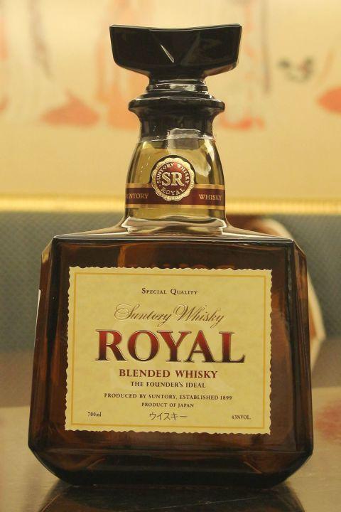 Suntory Royal Blended Whisky 三得利 Royal 調和威士忌 (43% 30ml)