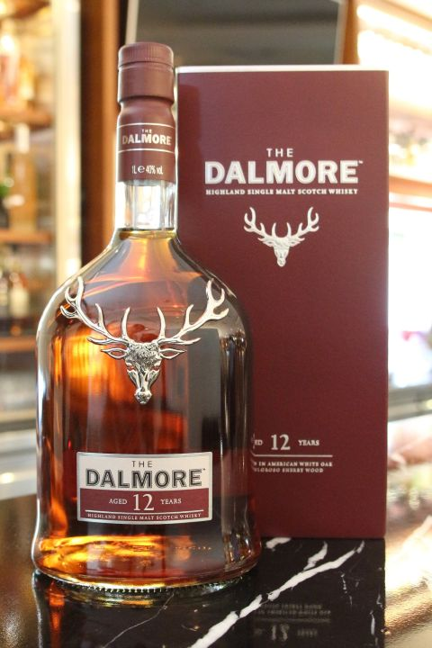 Dalmore 12yr 大摩12年 單一麥芽威士忌 (40% 30ml)
