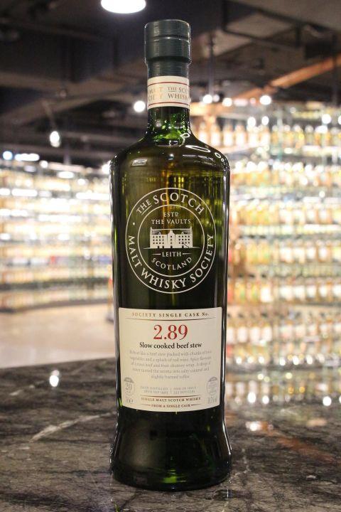 SMWS 2.89 Glenlivet 20yr EX Bourbon 格蘭利威 20年 波本桶原酒 (50.7% 30ml)