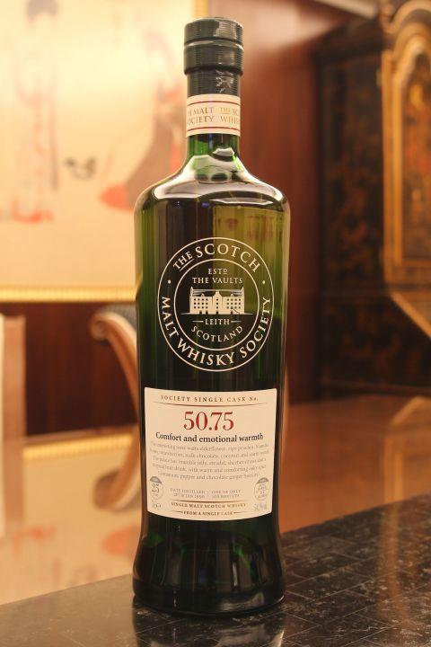 SMWS 50.75 Bladnoch 25yr EX Bourbon 布萊德納克 25年 波本桶原酒 (54.1% 30ml)