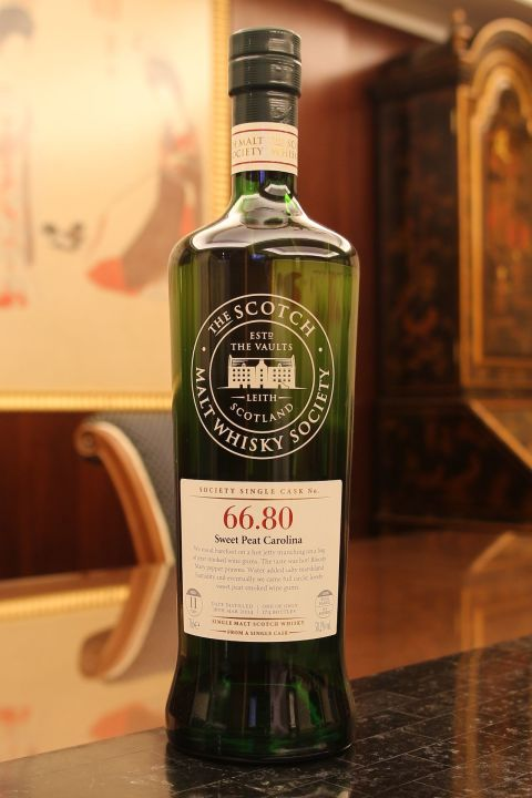 SMWS 66.80 Ardmore 11yr EX Bourbon 亞德摩爾 11年 波本桶原酒 (58.2% 30ml)