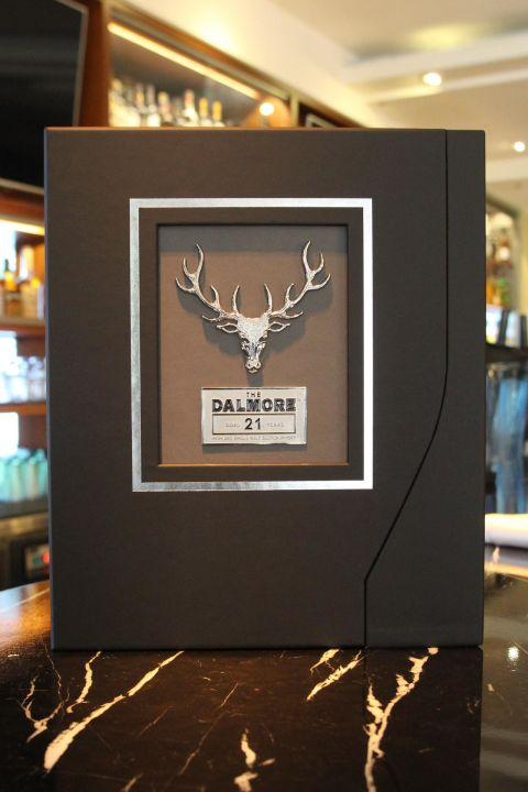 Dalmore 21yr Limited Edition 大摩 21年 限量版 (42% 30ml)