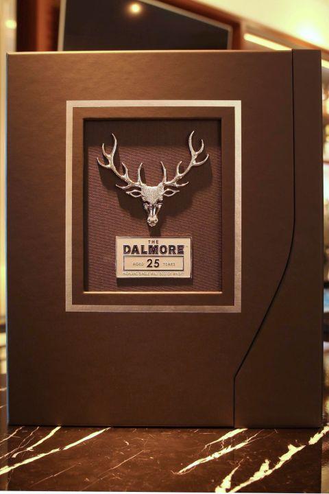Dalmore 25yr Limited Edition 大摩 25年 限量版 (42% 30ml)