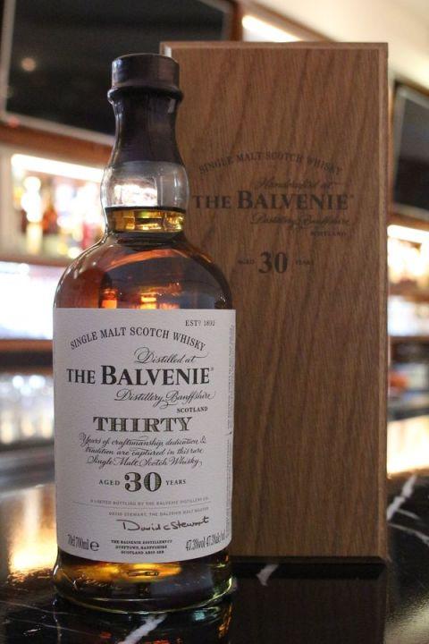 Balvenie 30yr Rare Single Malt 百富 30年 舊版 (47.3% 30ml)