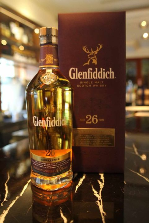 Glenfiddich 26yr Excellence 格蘭菲迪 26年 (43% 30ml)