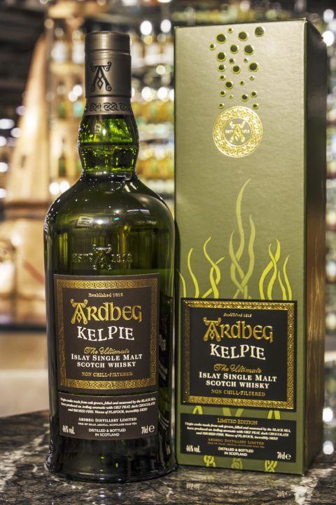 Ardbeg 2017 Kelpie Limited Edition 雅柏 2017海妖 一般版 (46% 30ml)