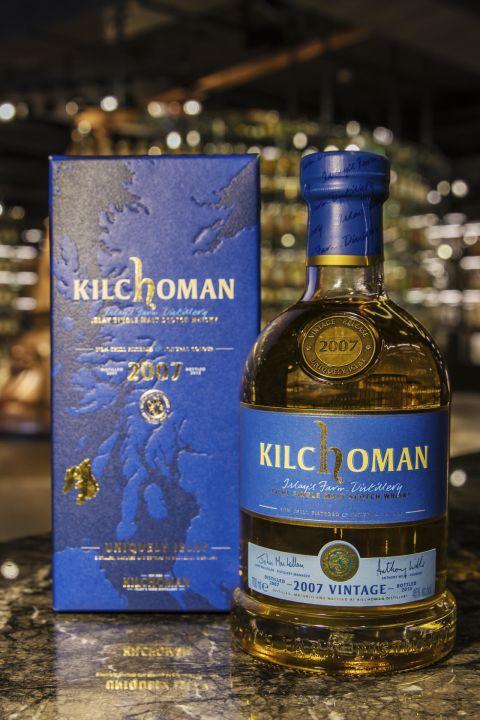 Kilchoman 2007 Vintage Bottled in 2013 齊侯門 Vt.2007 (46% 30ml)