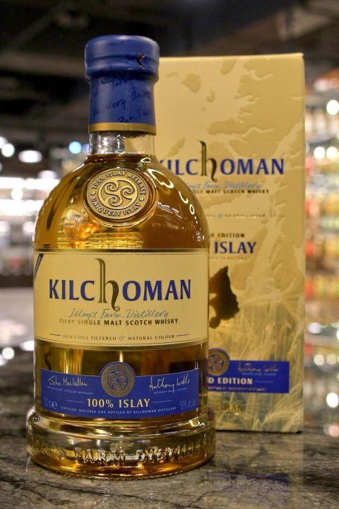 Kilchoman 100% Islay The 5th Limited Edition 齊侯門100%艾雷大麥第五版 (50% 30ml)