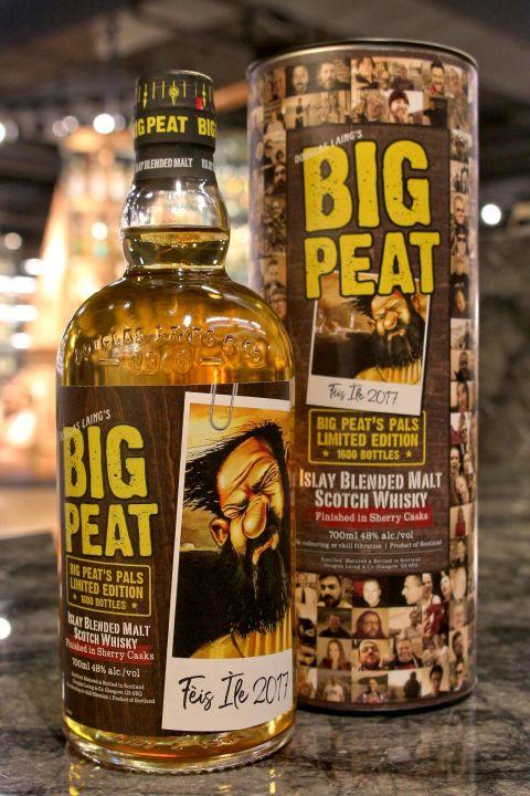 Douglas Laing's Big Peat Feis Ile 2017 道格拉斯蘭恩 泥煤哥 艾雷島慶典限量版 (48% 30ml)